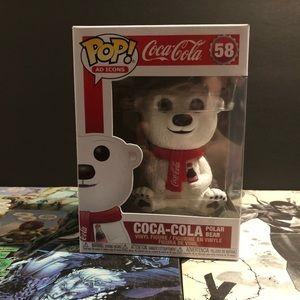 Coca-Cola Polar Bear.